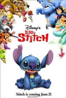 Lilo & Stitch (2002) cover