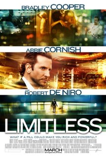 Limitless (2011) cover