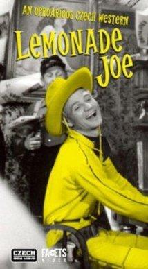 Limonádový Joe aneb Konská opera (1964) cover