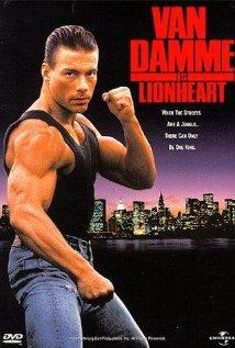 Lionheart 1990 poster