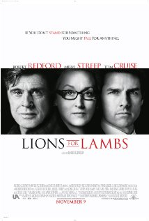 Lions for Lambs (2007) cover
