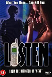 Listen 1996 poster