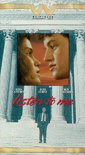 Listen to Me (1989) cover
