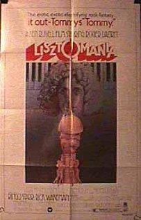 Lisztomania (1975) cover