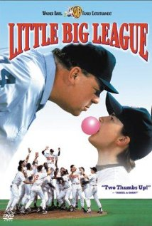Little Big League (1994) cover