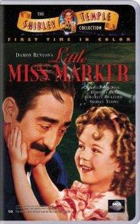 Little Miss Marker (1934) cover