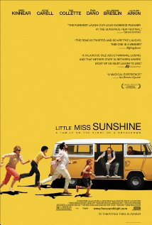Little Miss Sunshine (2006) cover