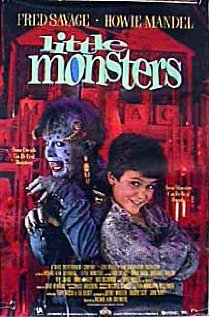 Little Monsters (1989) cover