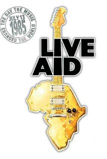 Live Aid (1985) cover
