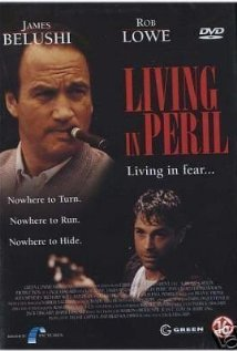 Living in Peril (1997) cover