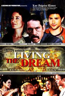 Living the Dream (2006) cover