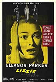 Lizzie 1957 poster
