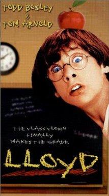 Lloyd 2001 poster