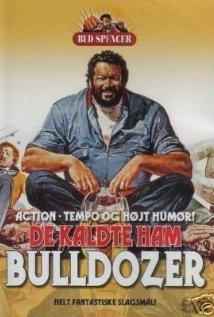 Lo chiamavano Bulldozer (1978) cover