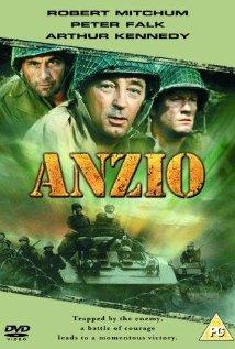 Lo sbarco di Anzio 1968 poster