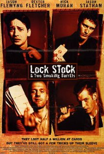 Lock, Stock and Two Smoking Barrels (1998) cover