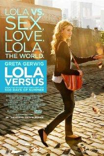 Lola Versus (2012) cover