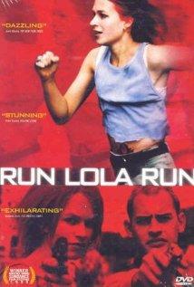 Lola rennt 1998 poster