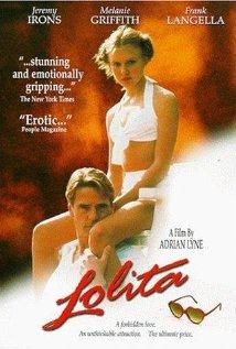 Lolita (1997) cover