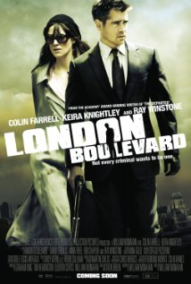 London Boulevard (2010) cover