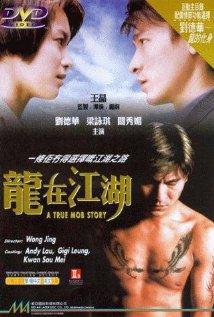 Long zai jiang hu (1998) cover