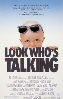 Look Who's Talking (1989) cover