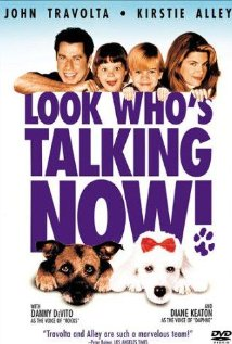 Look Who's Talking Now (1993) cover