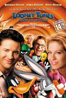 Looney Tunes: Back in Action (2003) cover