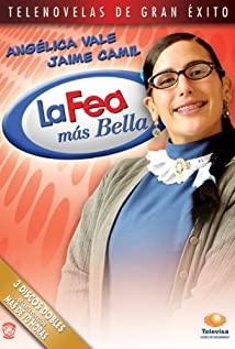 La fea más bella (2006) cover