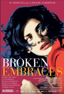 Los abrazos rotos (2009) cover