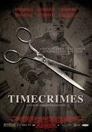 Los cronocrímenes (2007) cover