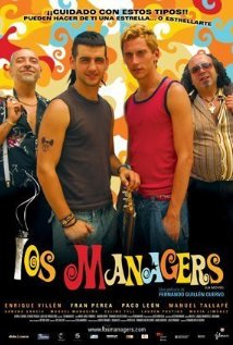 Los mánagers (2006) cover