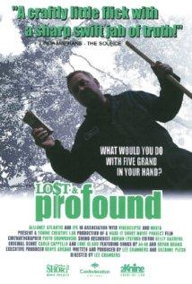 Lost & Profound 2005 poster