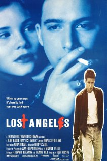 Lost Angels (1989) cover