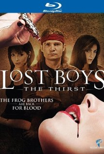 Lost Boys: The Thirst (2010) cover