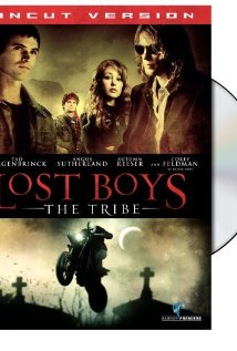 Lost Boys: The Tribe (2008) cover