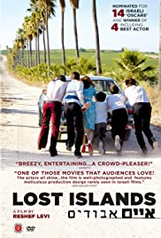 Lost Islands 2008 poster