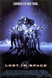 Lost in Space (1998) cover