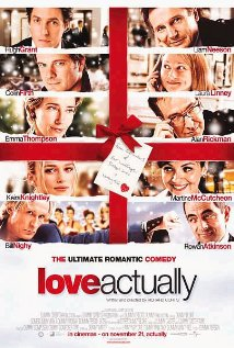 Love Actually 2003 poster