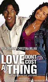 Love Don't Cost a Thing (2003) cover