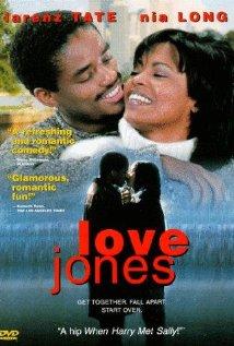 Love Jones (1997) cover
