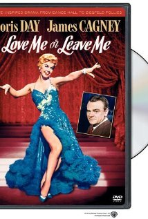 Love Me or Leave Me (1955) cover