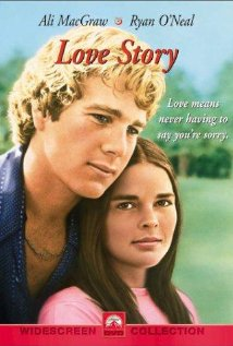 Love Story (1970) cover