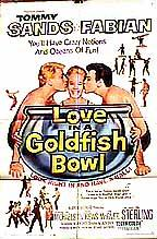 Love in a Goldfish Bowl (1961) cover