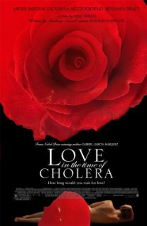 Love in the Time of Cholera (2007) cover