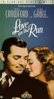 Love on the Run (1936) cover