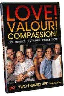 Love! Valour! Compassion! (1997) cover