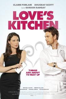Love's Kitchen (2011) cover