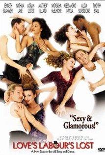 Love's Labour's Lost (2000) cover