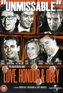 Love, Honour and Obey 2000 poster